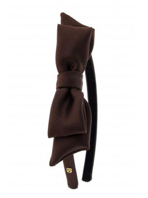Alexandre de Paris headband Silk Bow
