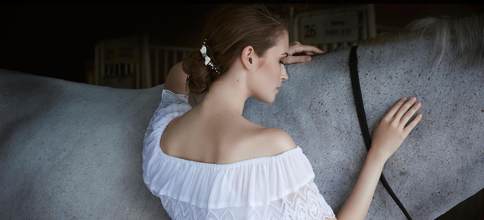 Alexandre de Paris hair accessories online