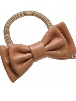 Alexandre de Paris elastic hair clip Bow Mademoiselle