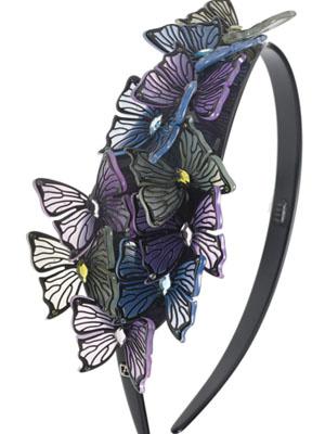 butterfly headband timeless