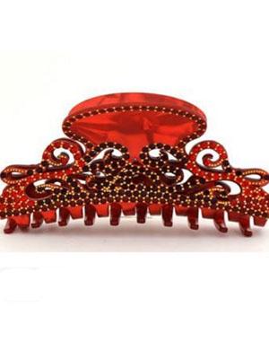 crystal hair clips mc davidian crystal hair claw clip