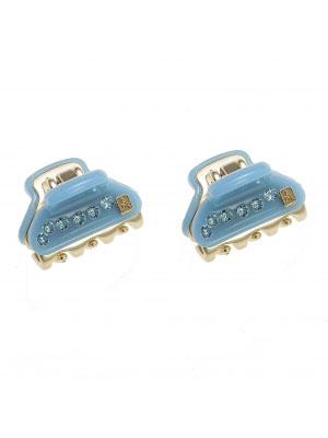 glossy 1,8 cm blue half cr