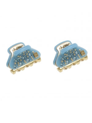 glossy 1,8 cm blue