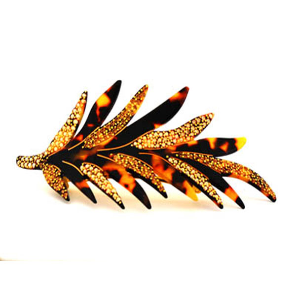 MC Davidian crystal clips