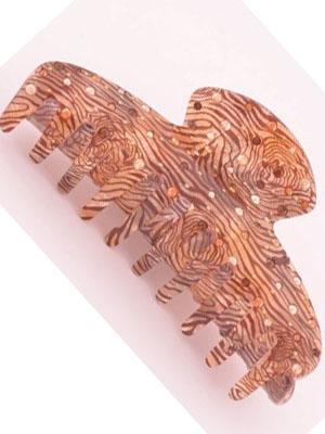 Crystal Hair claw Swarovski clip