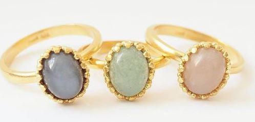 Carre Fine Jewelry natural gemstone